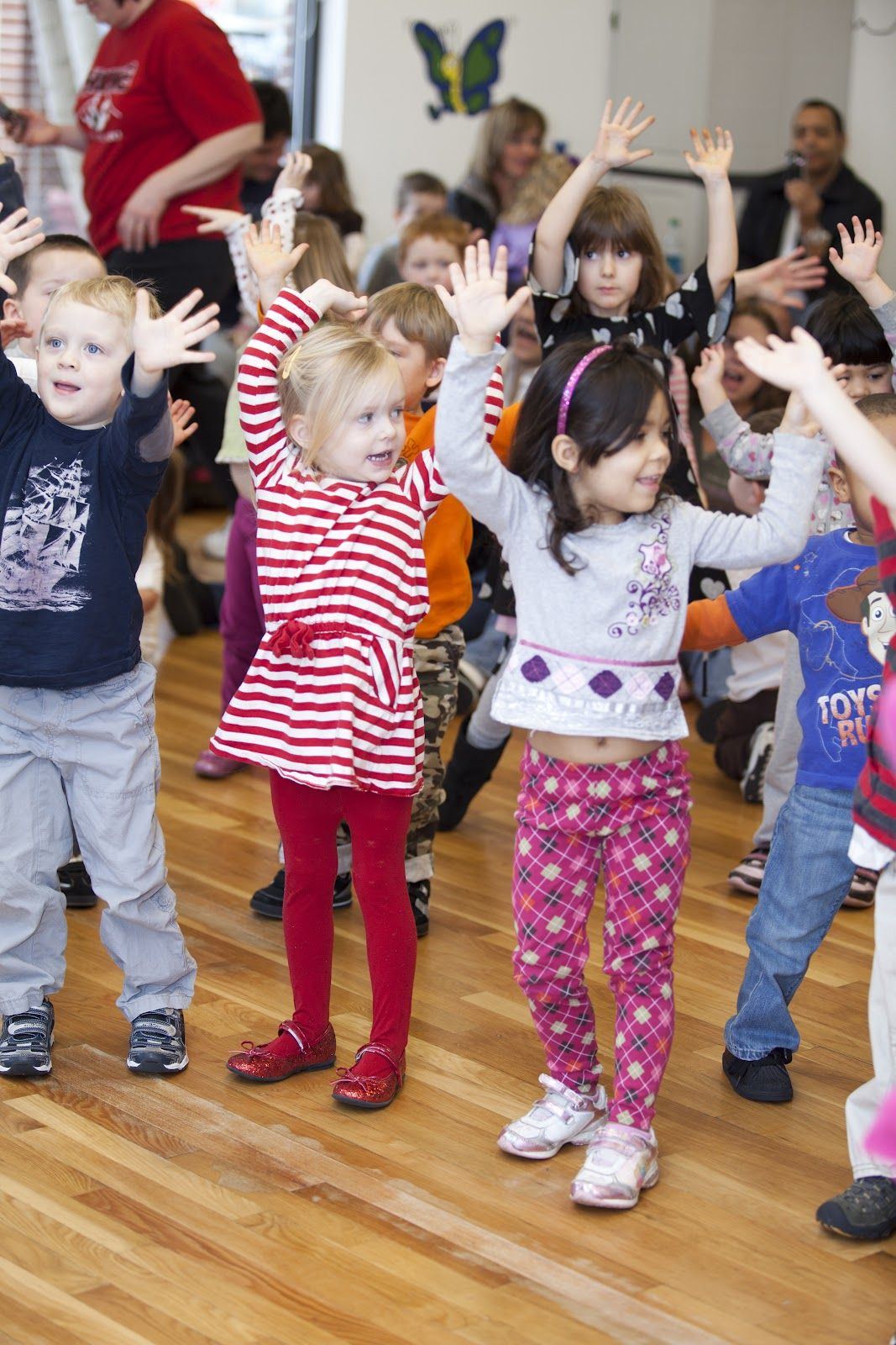 Really Fun Season Songs With Movements Great For Pre K