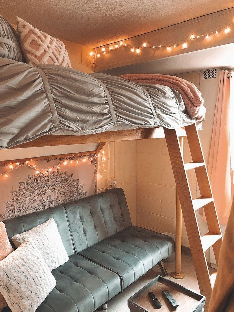 ✔ 65 incredible dorm room makeovers that will make you want to go back to college 49 images