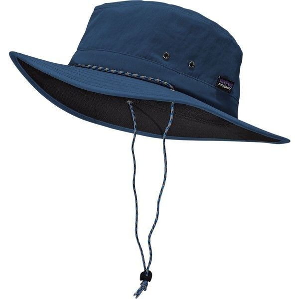 Patagonia Tenpenny Hat 39 Liked On Polyvore Featuring Men S Fashion Men S Accessories And Men S Hats Outdoor Hats Surf Hats