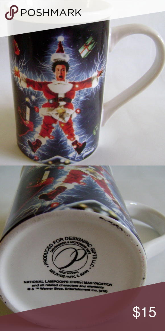 National Lampoon Christmas Vacation Movie Coffee National
