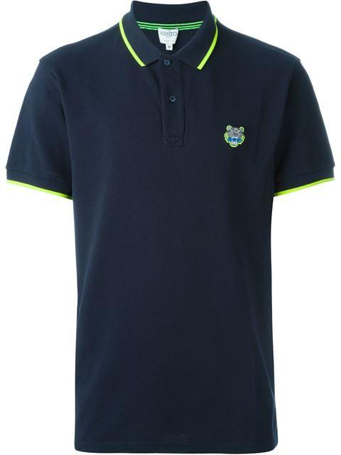 757045edc96a KENZO  Tiger  Polo Shirt.  kenzo  cloth  shirt   Kenzo Men   Kenzo ...