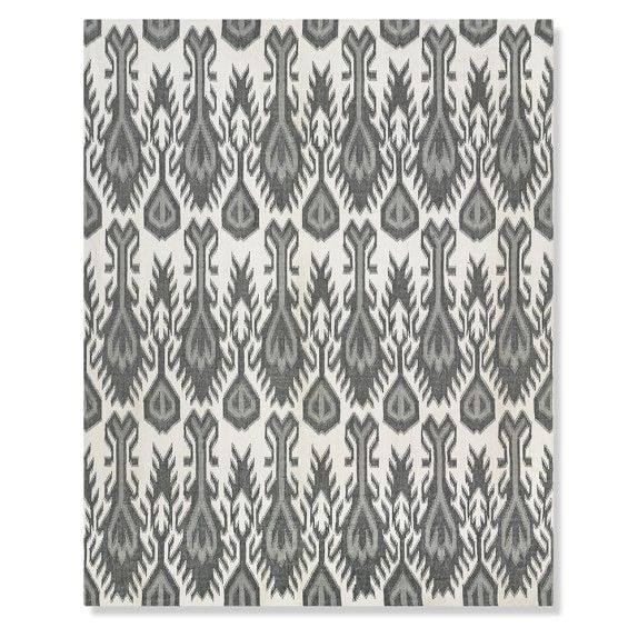 Multi Color Ikat Indoor Outdoor Rug Gray Indoor Outdoor Rugs Outdoor Rugs Indoor Outdoor