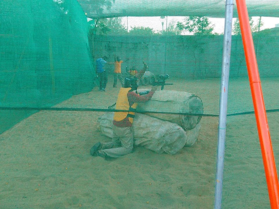 paint ball game @ wild tribe ranch, ECR, chennai