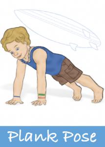 transportation activities for kids yoga printable poster