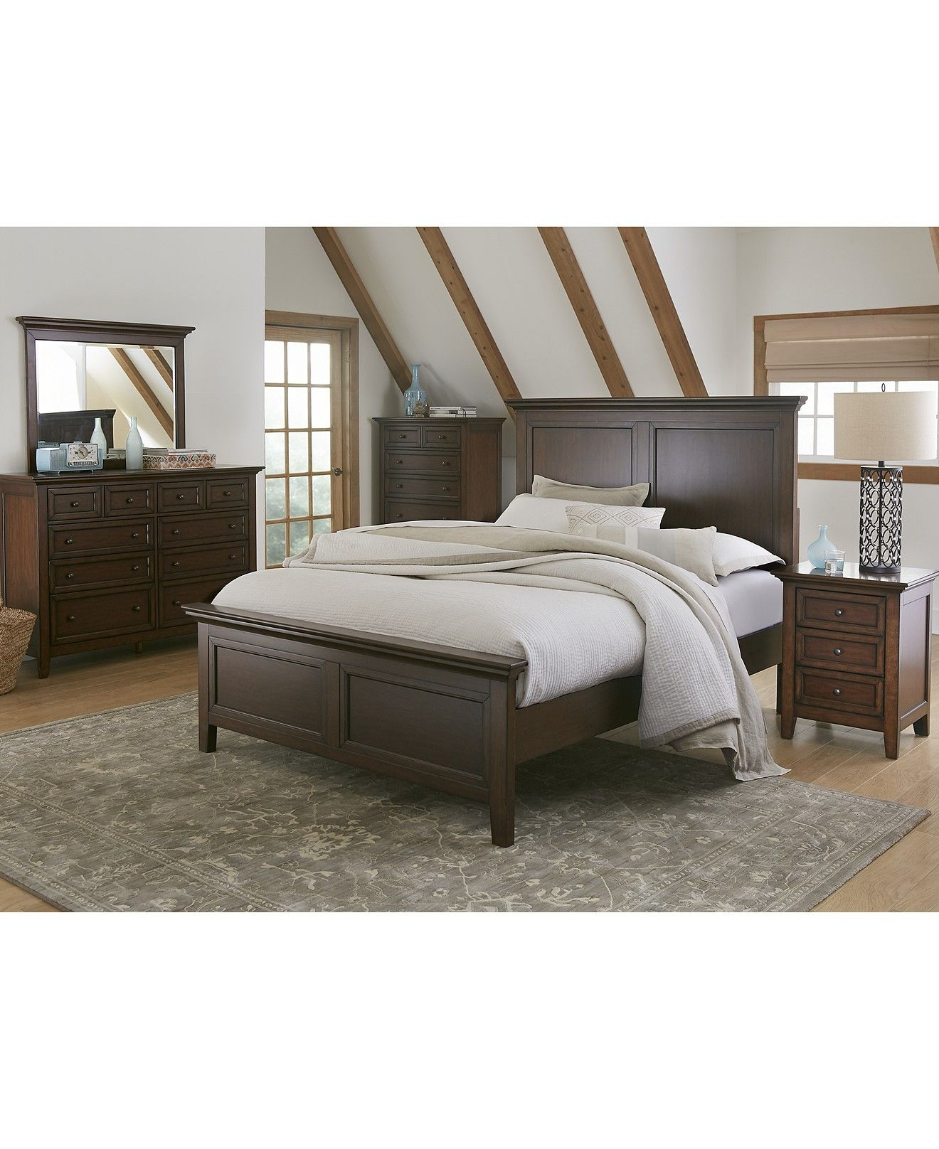 Delmont Bedroom Furniture Collection Only At Macy S Furniture Macy S Bedroom Collections Furniture Bedroom Furniture Macys Bedroom Furniture