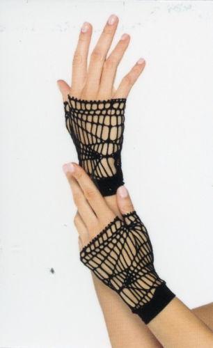 Перчатки В Сетку La Fishnet Arm Warmers