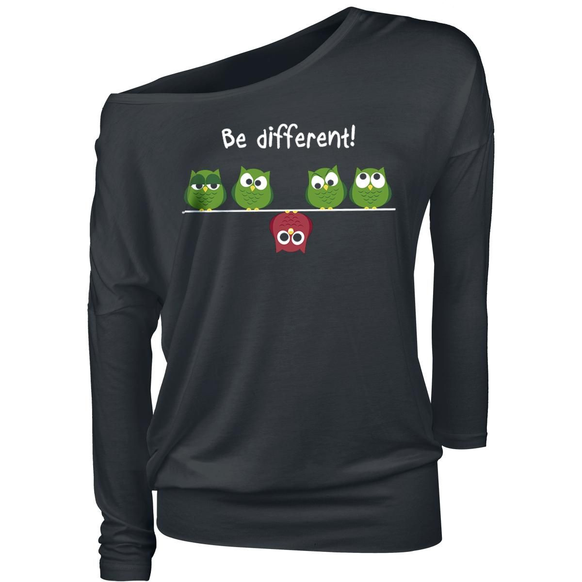 pretty nice 4f9d3 80fb3 Be Different | T's | Vintage logo, Coole shirts und Shirts ...