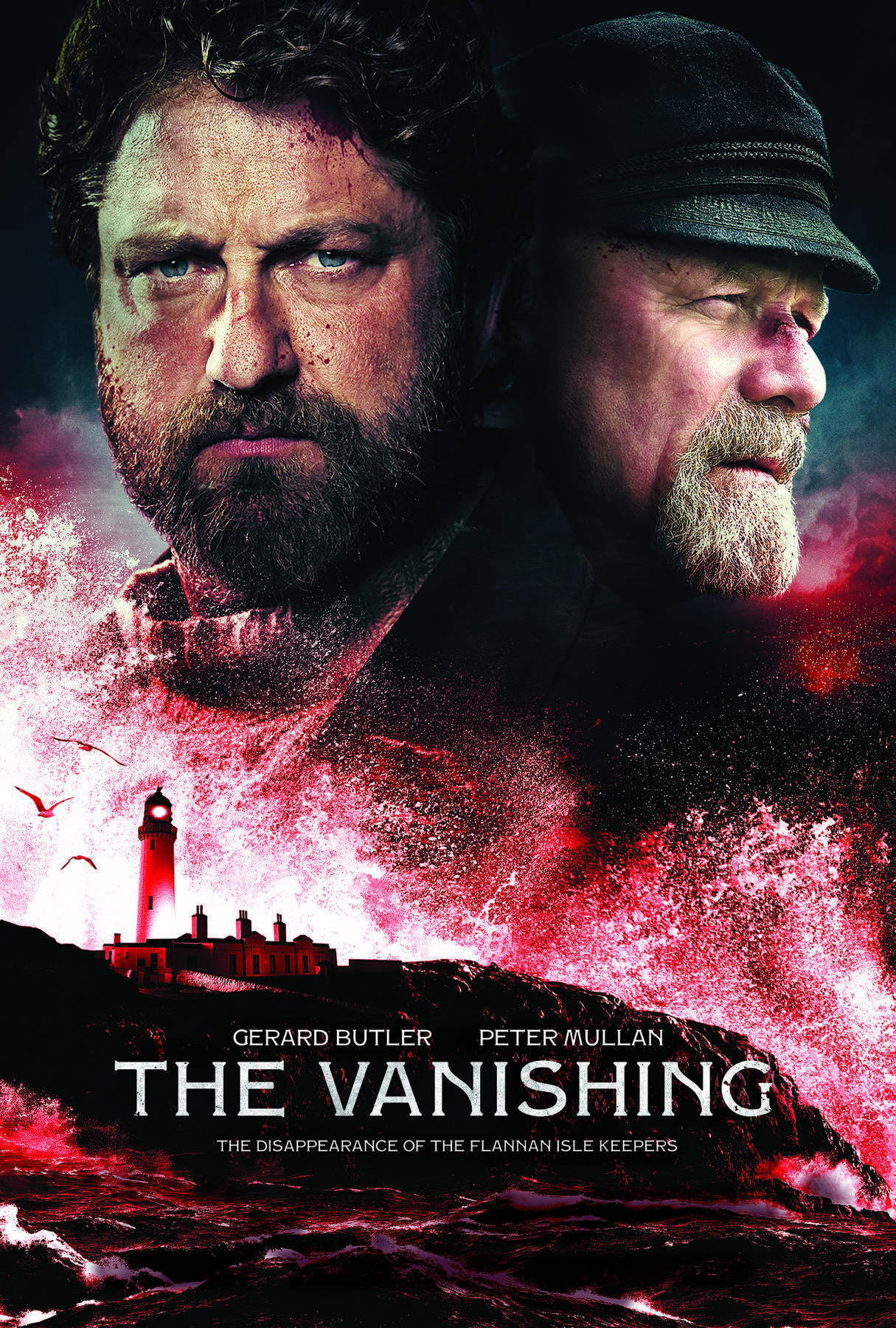 New Poster for Thriller 'The Vanishing' Based on the