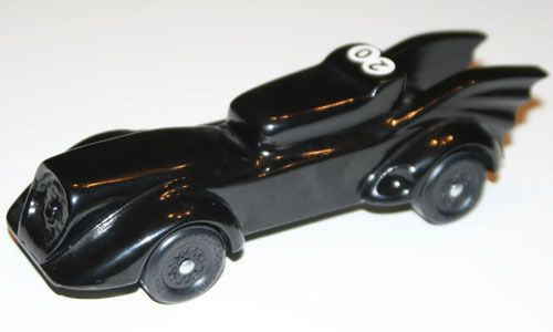 Batmobile Pinewood Derby Car Pinewood Derby Pinterest