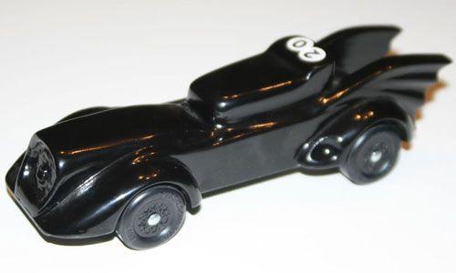 Batmobile Pinewood Derby Car  Pinewood Derby