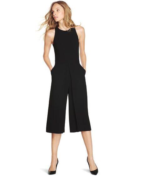 White House   Black Market Culotte Jumpsuit #whbm   Clothes ...