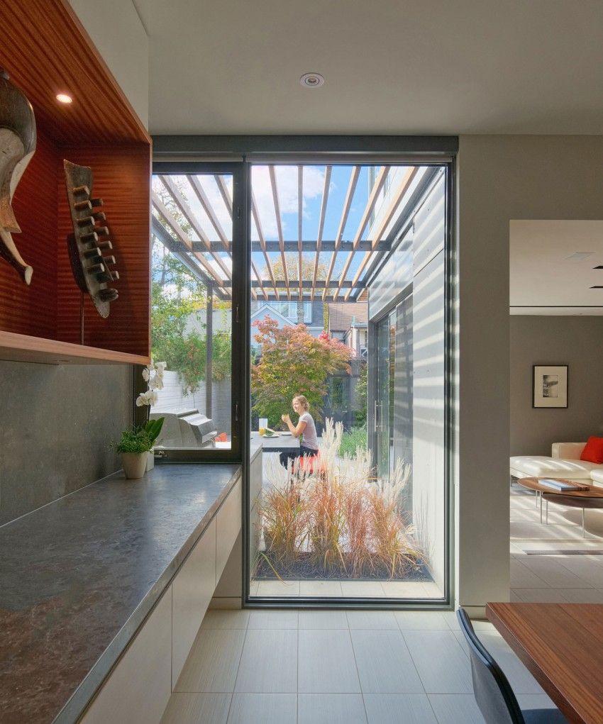 Through House by Dubbeldam Architecture   Design (5)