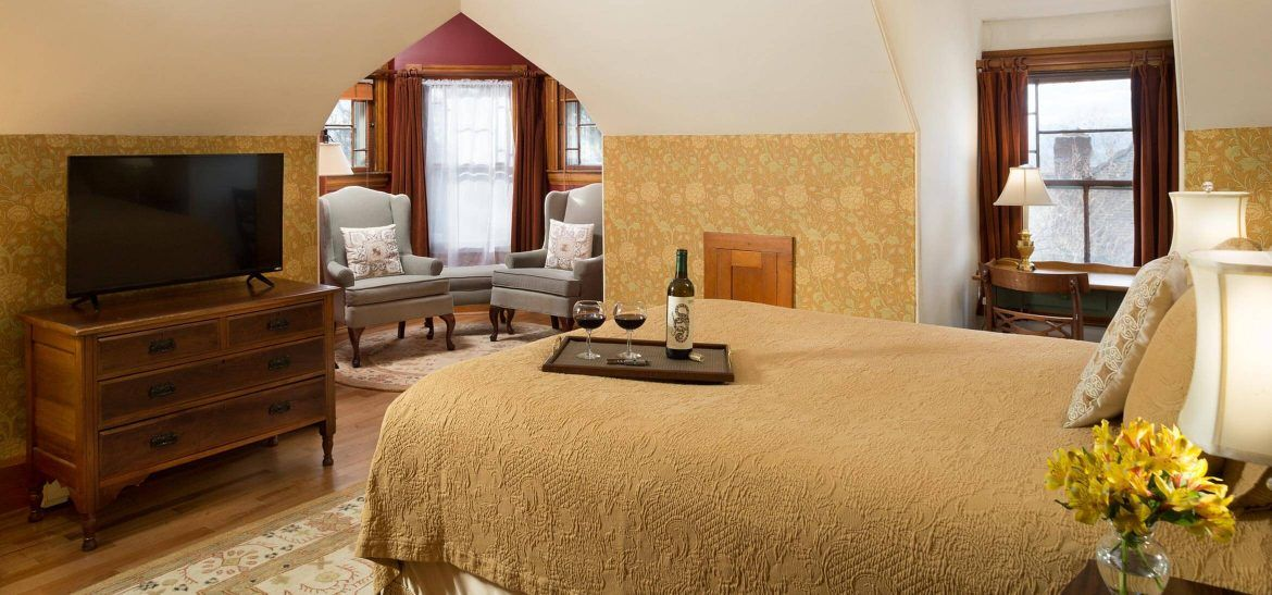 Burlington, Vermont Bed and Breakfast *** Top Rated B&B