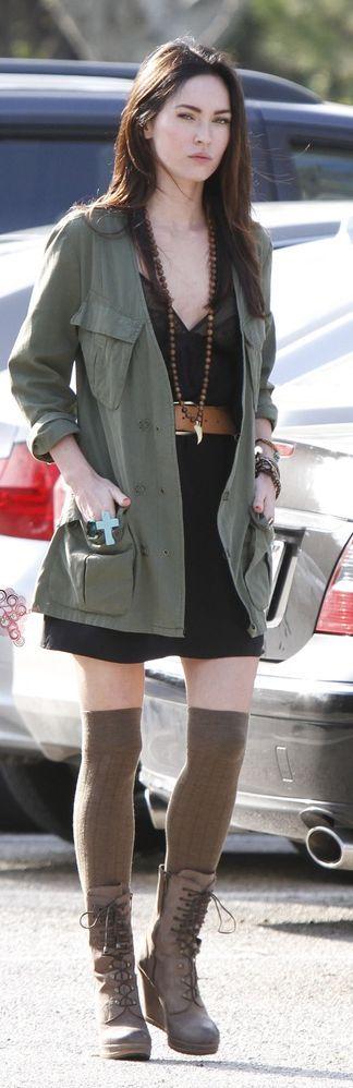 Megan Fox Street Style : Sexy As Always!