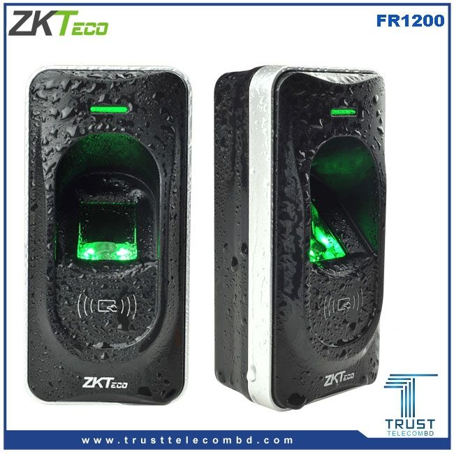Trust Telecom BD   Zkteko FR1200   ZKTECO ACCESS CONTROL in 2018 ... de5ca8838f53