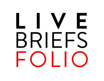 "Check out new work on my @Behance portfolio: ""Live Briefs Folio"" http://on.be.net/1RrMb6n"