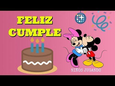 Canción De Cumpleaños Feliz Frozen Infantil Tradicional Felicitación Para Dedicar Niños Y Feliz Cumpleaños Nieto Canciones De Cumpleaños Feliz Cumpleaños