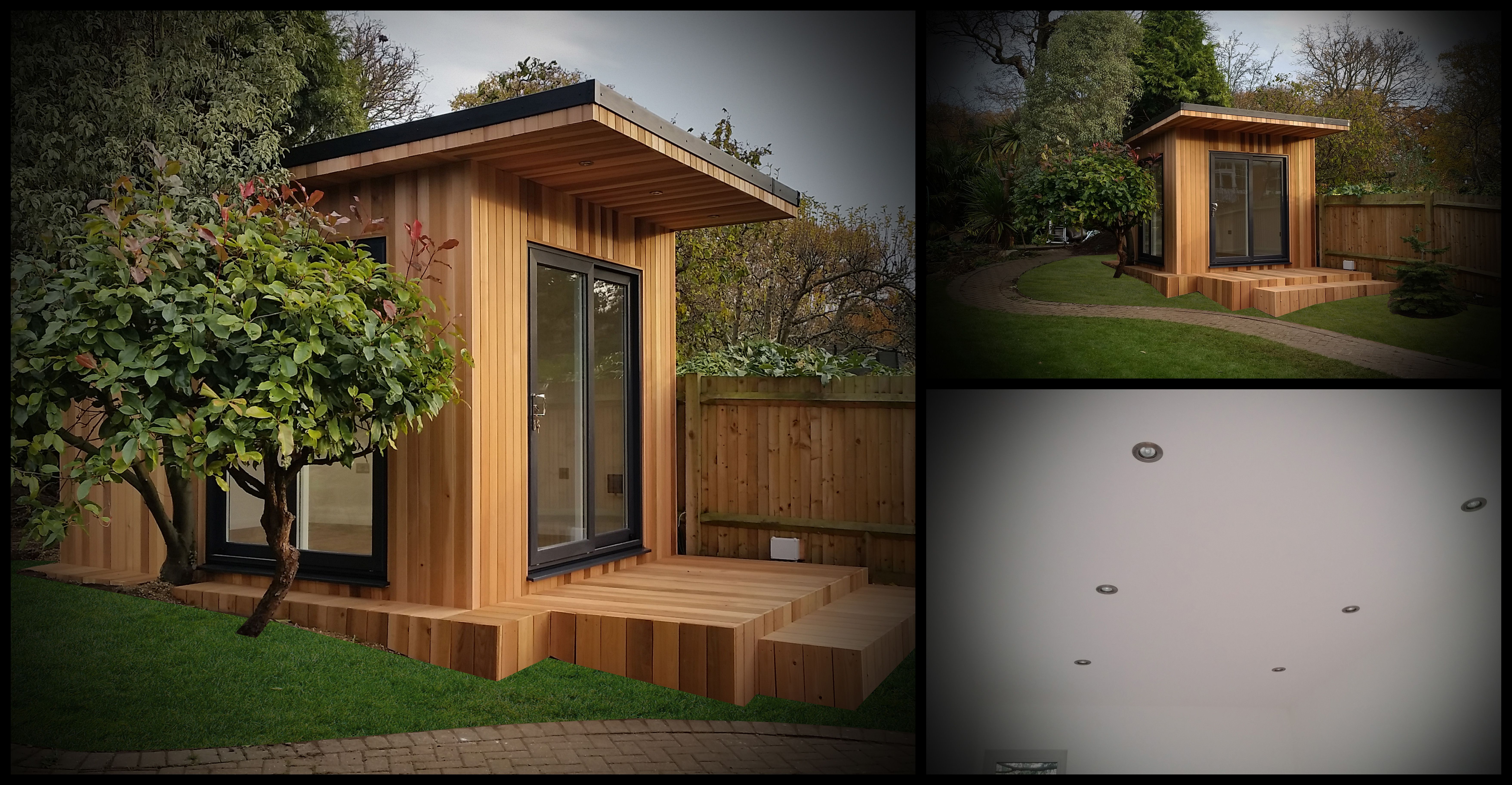 garden room by garden fortress we build bespoke fully insulated