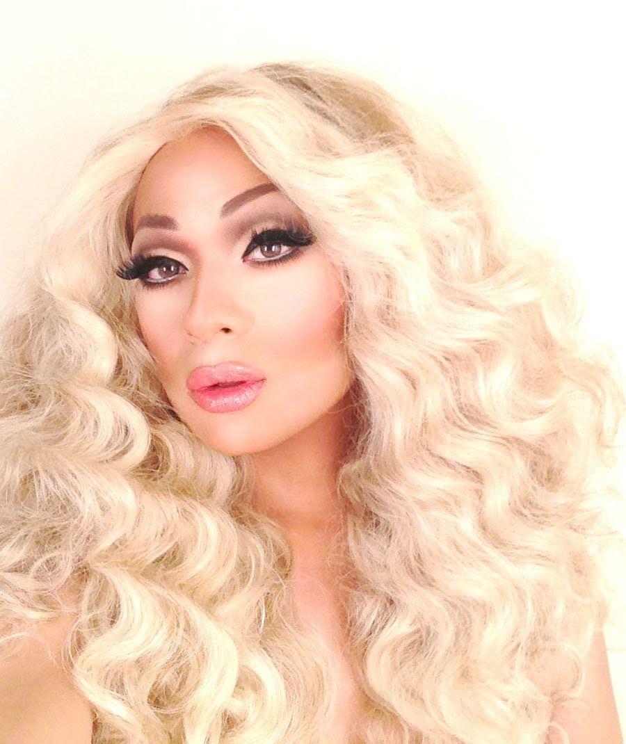 Naturally drag makeup tutorial vivienne pinay drag makeup naturally drag makeup tutorial vivienne pinay baditri Images