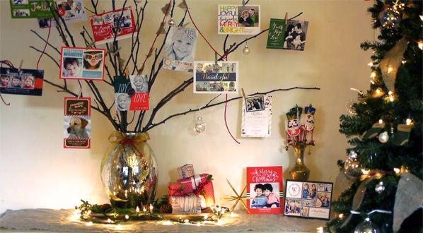 brenda writes a blog diy holiday card tree gift ideas pinterest