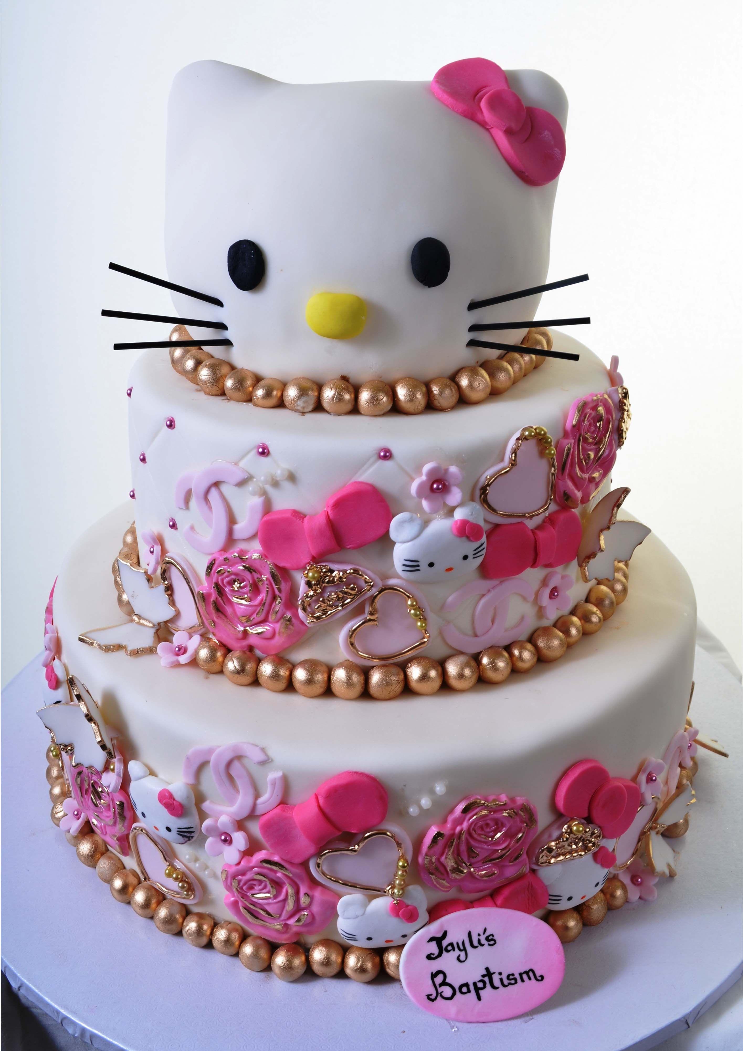1316 Hello Kitty Galore Hello kitty Kitten and Cake