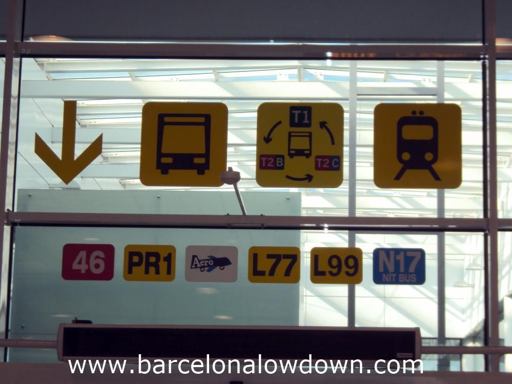 In this post we take a look at the different possibilities available for getting from Barcelona airport (BCN) to your hotel or apartment.