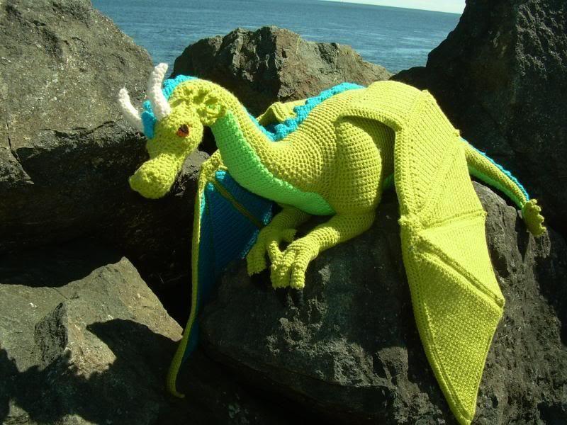 Guardian The Dragon Pdf Crochet Pattern Pinterest Pdf Dragons