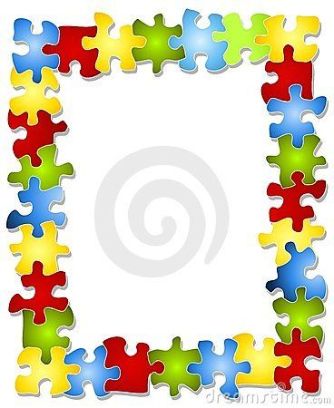 A puzzle piece template may come in handy in the classroom or - puzzle piece template