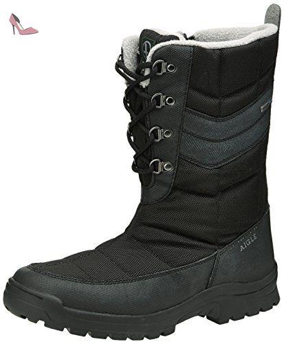 Aigle Outdoor Pionnier Multisport 41 Chaussures Homme Noir Eu qrazgqOU