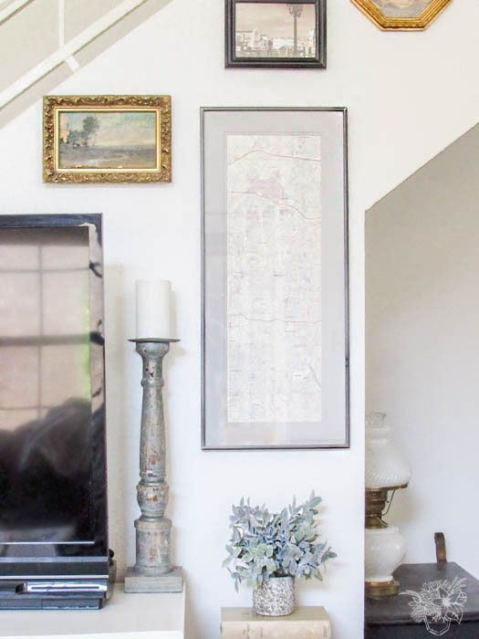 How to Refresh Ugly Thrift Store Picture Frames and their Mats in a ...