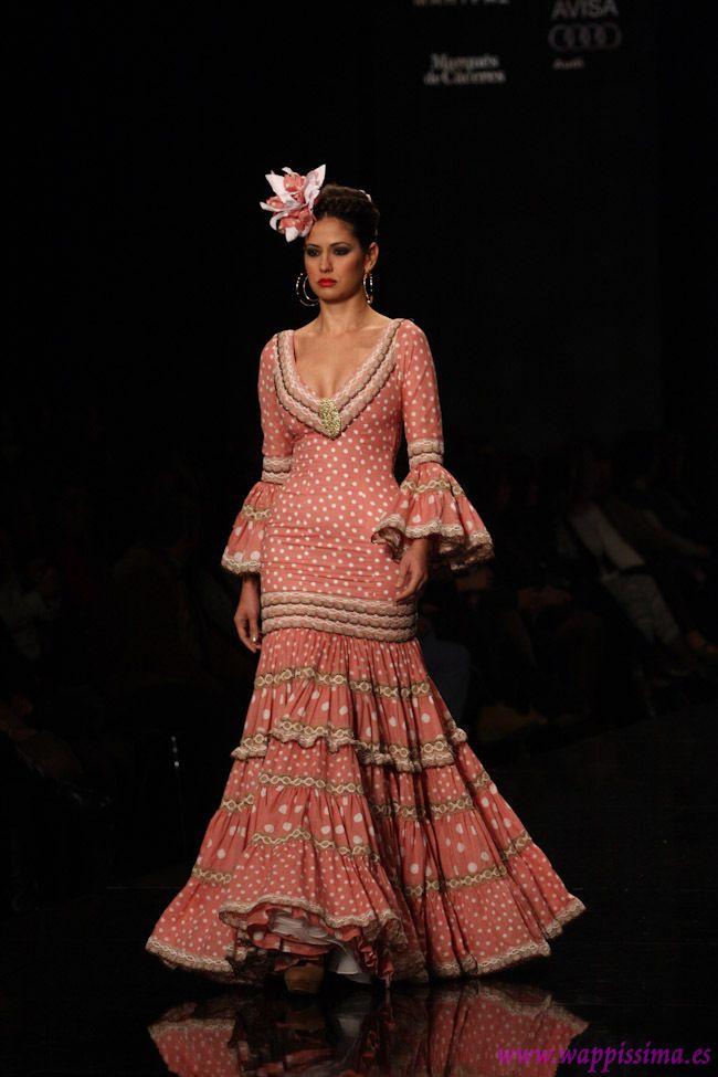1000+ images about trajes de flamenca on Pinterest