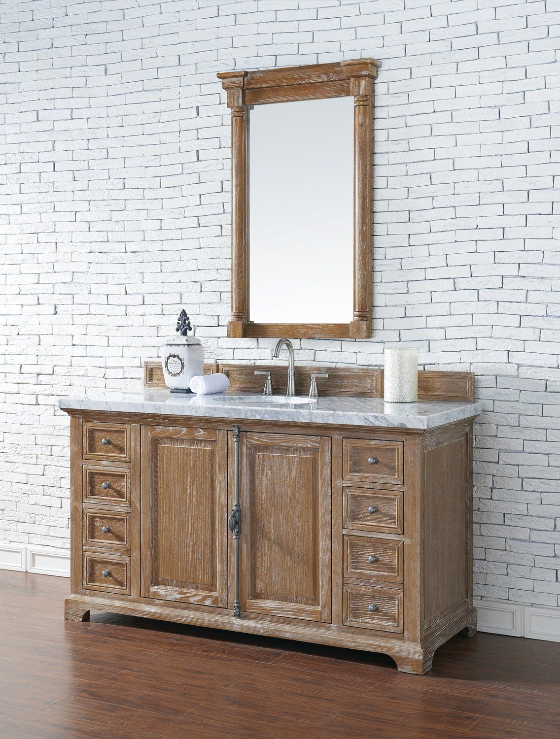 14 Outstanding Driftwood Bathroom Vanity Design | Bathroom Vanities ...