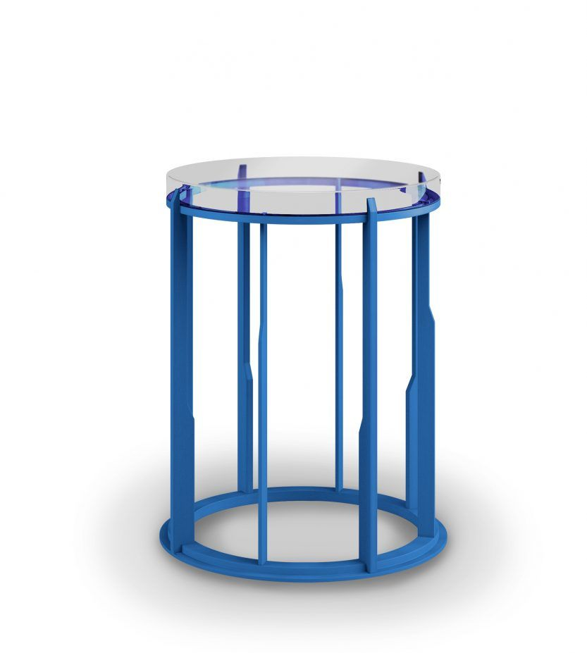 Signature Metropolis End Table Glass End Tables End Tables