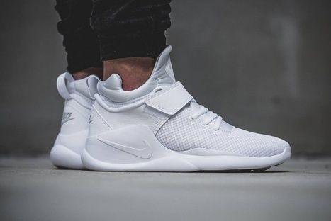 Nike Kwazi All White Women Men Shoes