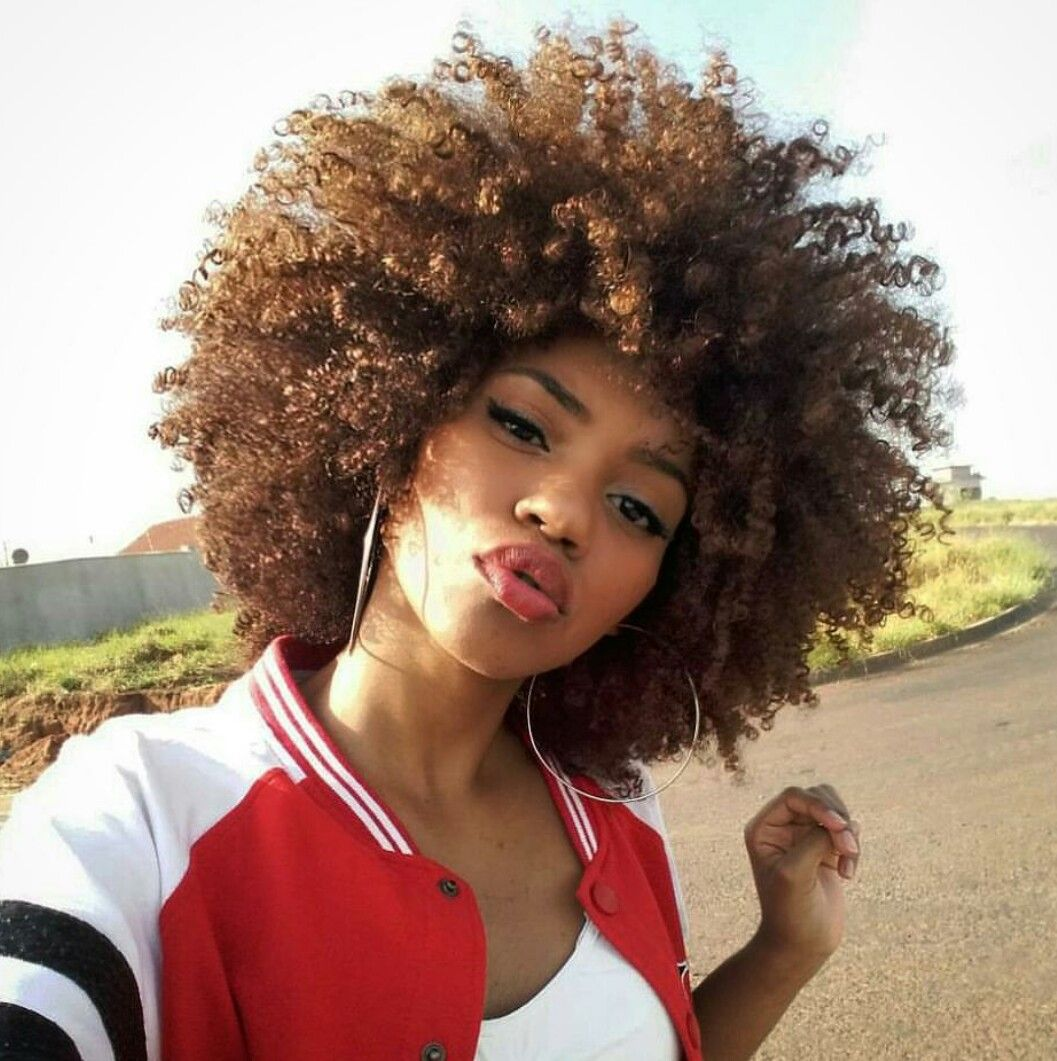 Dessii6 Curly hair styles Natural hair styles Healthy
