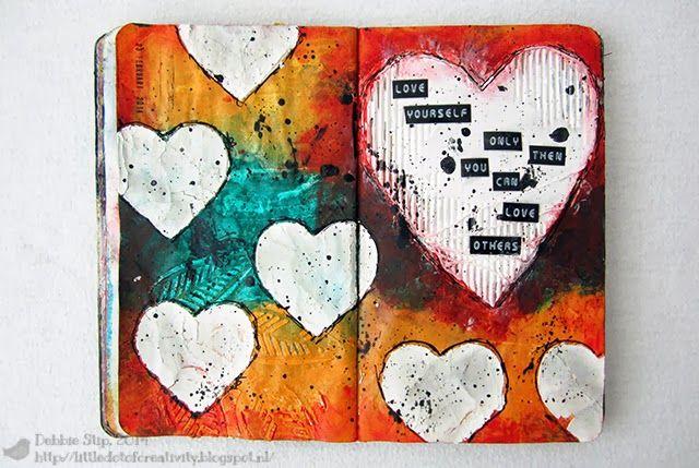 Little Dot of Creativity: My Art Journal