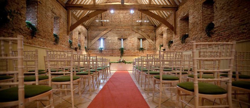 Elms Barn Wedding Venue On The Norfolk Suffolk Border
