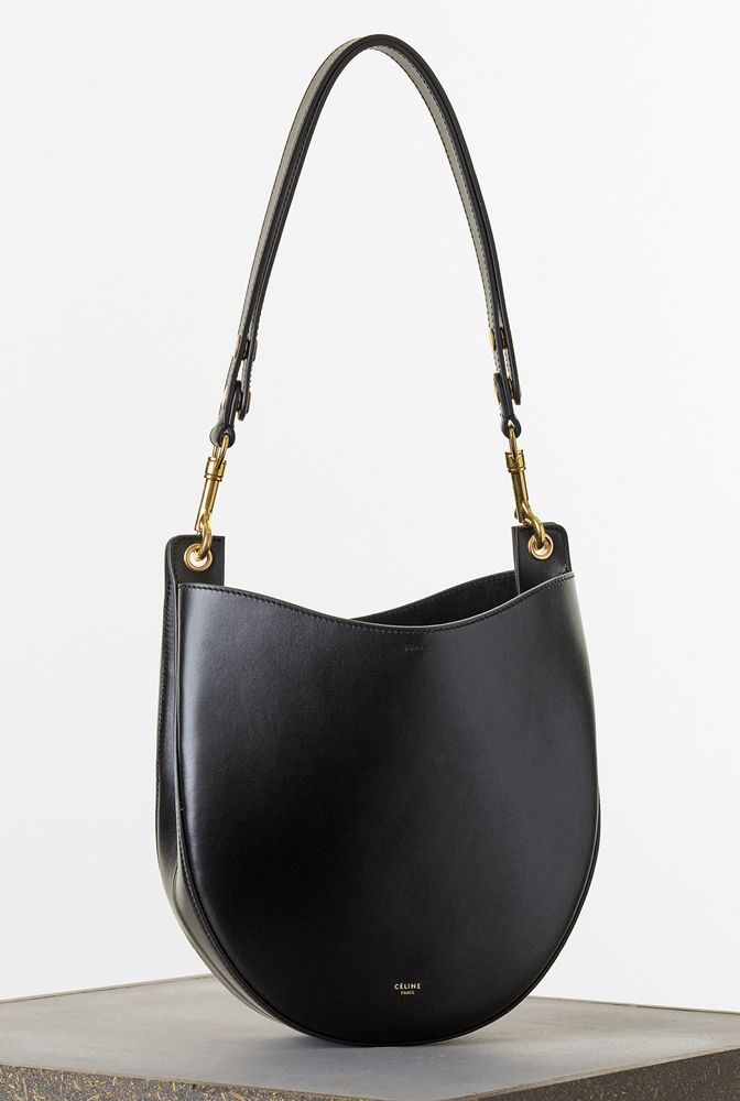 Celine Small Hobo Bag Palmelato 2450 | celine bags | Pinterest ...