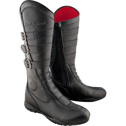 Motorcycle Speed & Strength Women's MotoLisa Boots | MotoSport