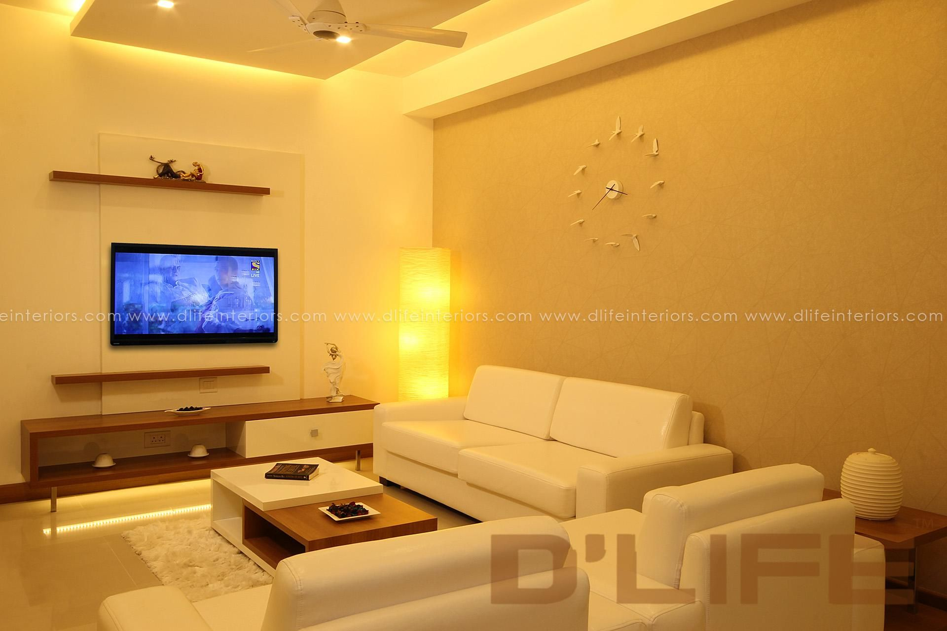 Celebrity Home Interiors At Cochin Designed, Executed By Du0027LIFE