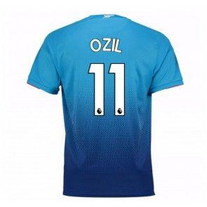 Arsenal Mesut Ozil 11 Venkovní Dres 17-18 Krátký Rukáv  ed1921b462b