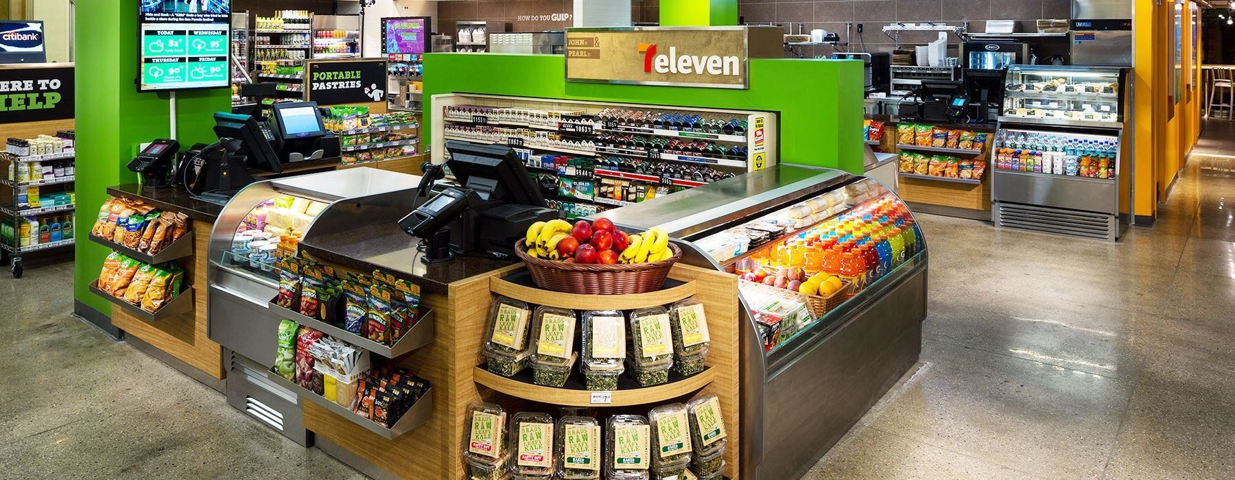 New 7 Eleven Store Design Google Search Diseno Interior De Tienda