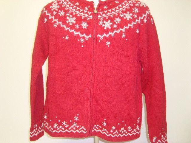 Ugly Christmas Sweaters 3786