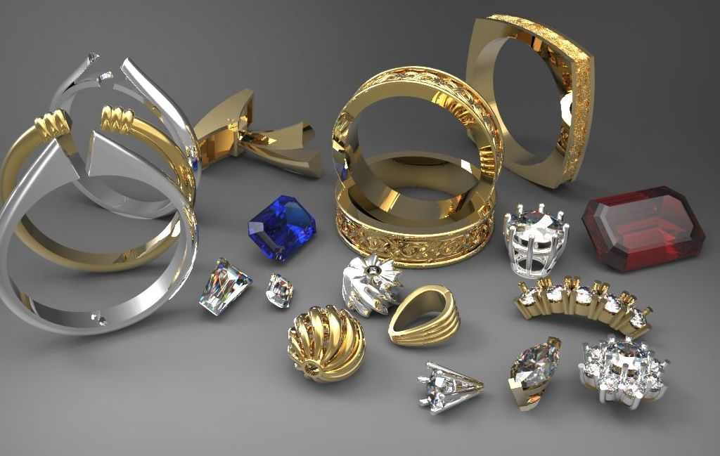 3Design a jewelry creativity design software 3D design Pinterest