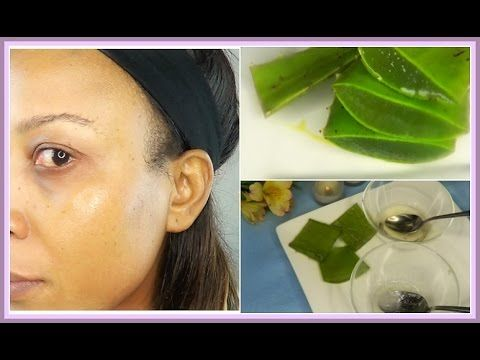 How To Use Aloe Vera To Look 5 Years Younger | Use Aloe Vera