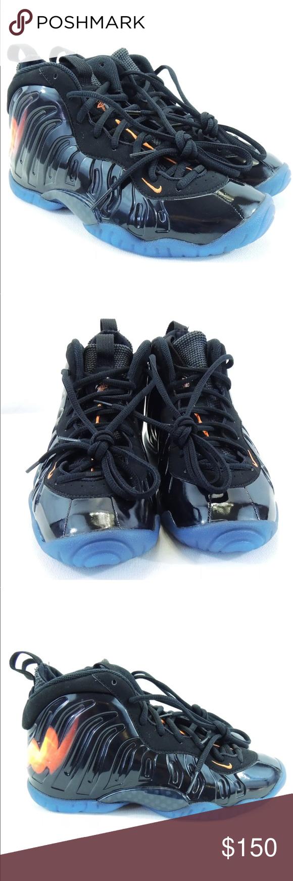 4858a2e590b NIKE Little Posite One QS (GS) HALLOWEEN GLOW BRAND  Nike MODEL  NIKE