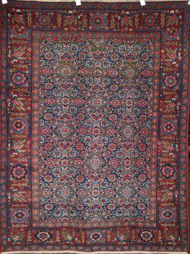 R1802 Tabriz Rug Churchill Downs Rugs On Carpet