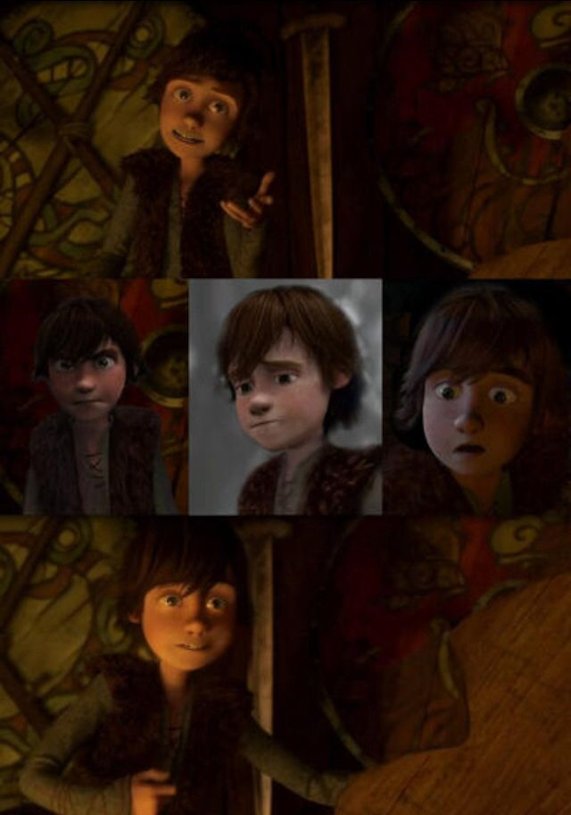 Little Hiccup  Soo cute! | How to Train Your Dragon in 2019