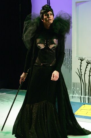 wicked witch of the west costume design - Google Search   wizard ...