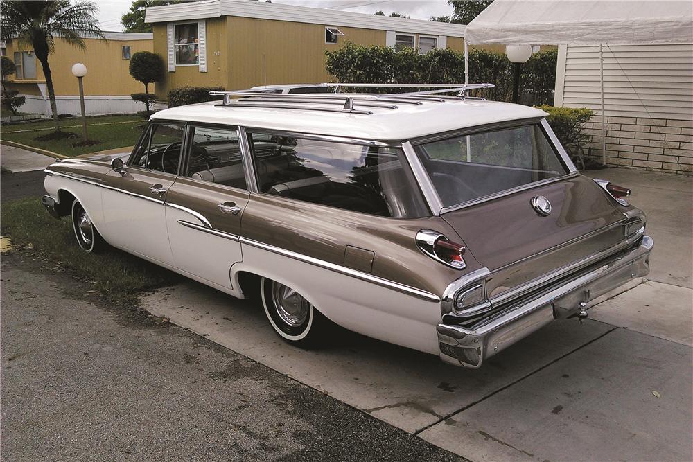 1962 MERCURY MONTEREY STATION WAGON | Old Rides 3 | Pinterest ...